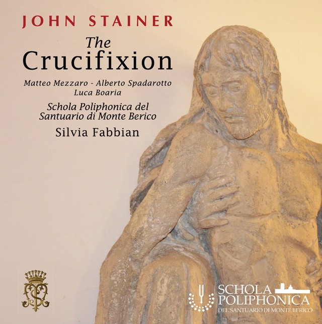 Copertina del CD the Crucifixion di John Stainer